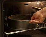 Орехова торта с мока крем 7