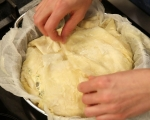 Пай с тиквички и сирене 6