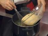 Супа от грах с маруля 4