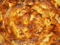 Вита баница със сирене