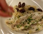 Риба с паста на фурна 7