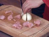 Пилешки шишчета с барбекю сос 3