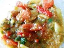 Мързелива калугерска салата
