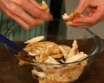 Пилешки гърди с орехов сос 6