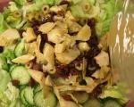 Зелена салата с маслини 6