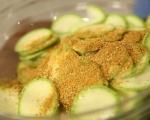 Супа от печени тиквички и нахут 3