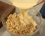 Орехов сладкиш без печене 2