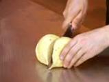 Каубойска пита с лимон и рукула 2