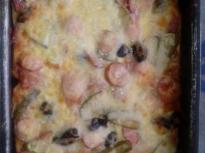 Пица аламинут