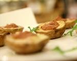 Пълнени картофи с маслини и сушени домати 6