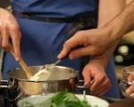 Спаначена супа със сирена 3