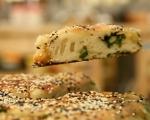 Лучен хляб на тиган 8