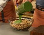 Пълнени с бобена салата тиквички 6
