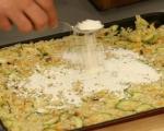 Постни аранчини със сос от маслини 6