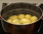 Картофено пюре с коприва