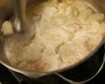 Супа от гулия и миди 6