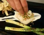 Риба с аспержи и резене 8