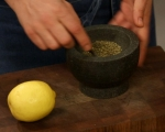 Печено агнешко бутче с провансалски аромати