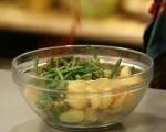 Печено агнешко бутче с провансалски аромати 8