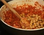 """Спагети от моркови с постно """"Болонезе"""" 6"""
