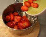 Крем с ягоди и лавандула 2