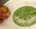 Студена зелена супа 7