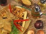 Сармички с царевица и  фасул