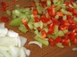 Сармички с царевица и  фасул 2