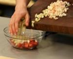 Минипайове с ягоди и ревен 4