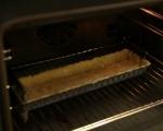 Тарт с ревен и ванилов крем 4