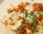 Фермерски яйца (по мексикански) 5