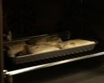 Печена чимичанга с пилешко 6