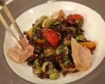 Оризова салата с риба тон 5