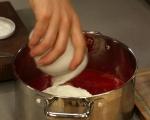 Студена супа от червено цвекло 4