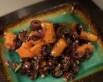 Салата от моркови с маслини и кориандър 7