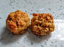 Бонбони с овесени ядки