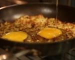 Запечени картофи с яйца 4