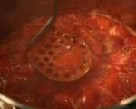 Ягодов пай с белтъчна шапка 4