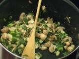 Гъбена супа с овесени ядки 2