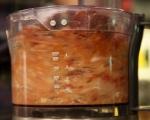 Дип от боб, печени чушки и сирене 3