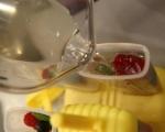 Ледени близалки с бъз и плодове 3