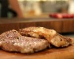 Говежди стек с ароматно масло 6