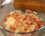 Печени картофи с пармезан и прошуто  2