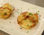 Печени картофи с пармезан и прошуто  5