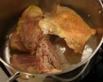 Пиле по баски