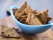 Крекери с маслини и розмарин