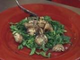 Салата от печурки с розмаринов винегрет 4