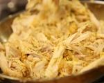 Палачинкова торта с пилешко 4