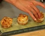 Кексчета със сирене и розмарин 4