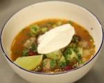 Супа топчета по мексикански 7